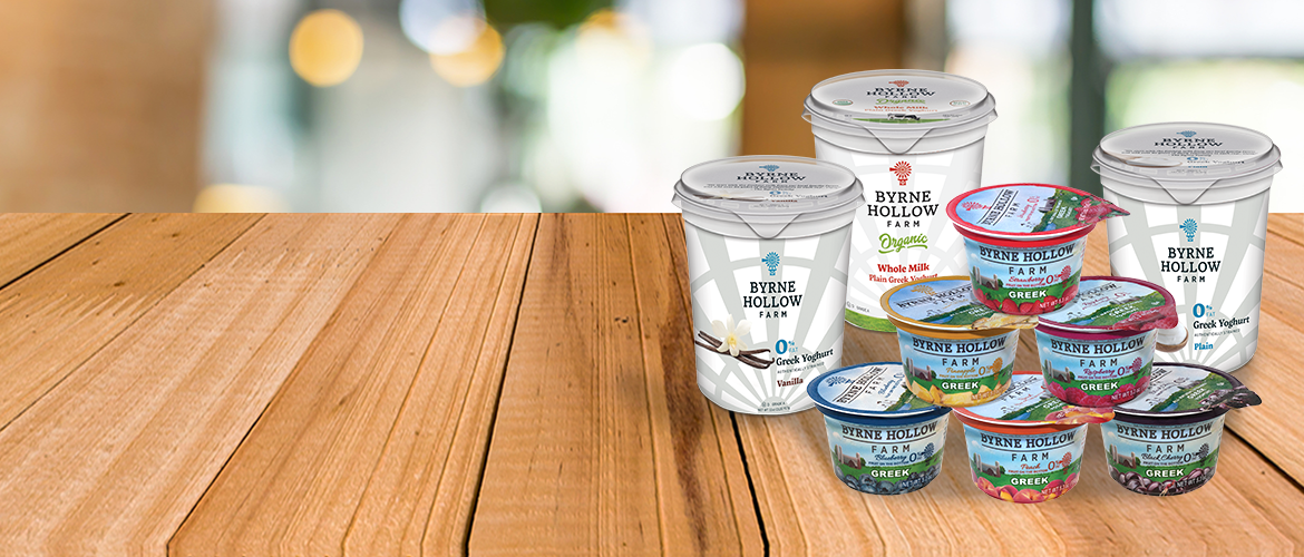 BHF Carousel Greek Yogurt Line - Home